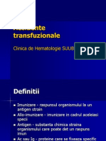 Curs Transfuzii 1