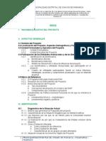 Desnutricion de Chavin de Pariarca Perfil Para Imprimir