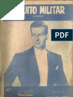 Taquito Militar Piano Sheet