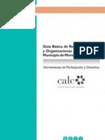 Guía básica de recursos jurídicos y organizaciones sociales para el Municipio de Moreno - 2007