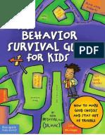 The Behavior Survival Guide for Kids
