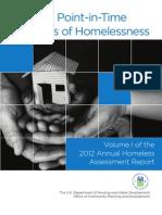 HUD Homeless