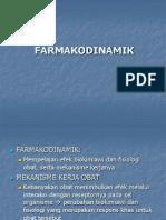 Farmakologi-Farmakodinamik