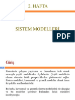 Sistem Analizi