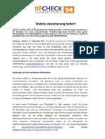 PRESSEINFO_Silversterunfaelle - Welche Versicherung Zahlt_Tarifcheck24_final