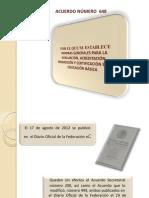 acuerdoevaluacin6481-120906101245-phpapp01
