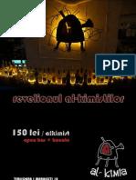 Oferta Revelion @ Al-kimia