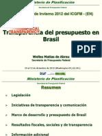 Welles Matias de Abreu - Brazilian GIFT (Espanol)