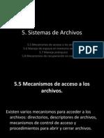 Sistema Archivos p2