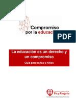 Compromiso educacion2009NIÑOS