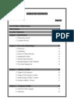 Effectiveness of training program for advisors of ICICI Pru