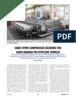 Tasnee Hyper Compressor