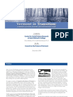 Vermont in Transition