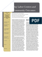 Day Labor Centers and Community Outcomes