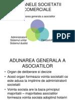 Adunarea Generala a Asociatilor -Sem 1 2010-2011