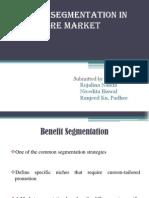 89667127 Benefit Segmentation in Oral Care Market