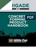 Concrete Forming Handbook