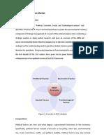 PEST Analysis of Italian Market