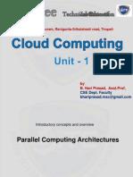Cloud Unit 1