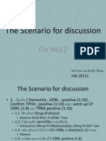 The Scenario for Discussion With Key