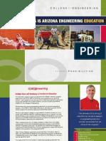 University of Arizona College of Engineering Education Report 2013
