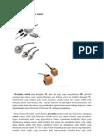 Prinsip Kerja Proximity Sensor