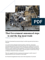 thaigovernmentannouncedstepstoendthedogmeattrade-121211054716-phpapp02