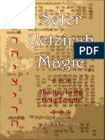 Sefer Yetzirah Magic