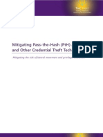 Mitigating Pass-The-Hash (PtH) Attacks and Other Credential Theft Techniques_English