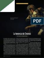 La herencia de Chronos