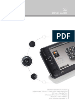 UMPC Viliv S5 Manual