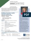 WESS Agenda (Feb 2013)