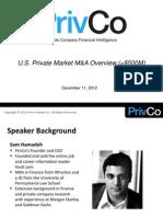 PrivCo-AMAA Presentation-Dec-2012.pptx