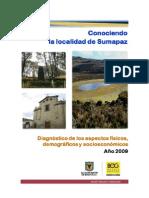20 Localidad de Sumapaz