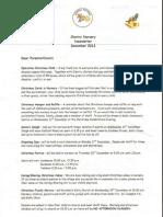 Clentry December Newsletter