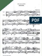 38896512 Farkas Ferenc Egloga Burattinata Flute Guitar