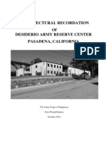 Desiderio Army  Reserve Center