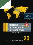 Caderno SRI - Debatendo Classes e Luta de Classes No Brasil