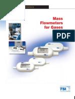 TSI MassFlowMeter