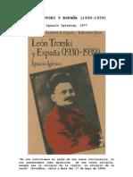 Trotsky in Spain