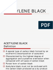 Acetylene Black Overview