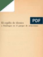 Jorge Diaz El Cepillo de Dientes