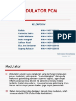 Modulator Pcm