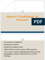 Trafficking in Persons Act of 2003