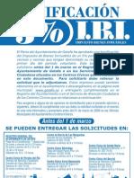20090122 1200 Hacienda Bonificacion Ibi PDF Web
