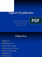 Alport Syndrome[1]