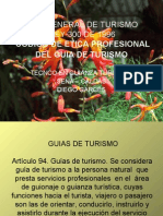 Codigo Etica Del Guia