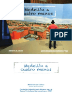 Medellín a cuatro manos