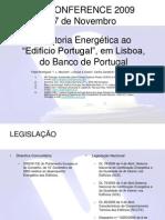 UEE 1011 1ºS Auditoria Energética (exemplo)