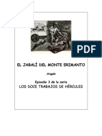 03-EL JABALÍ DEL MONTE ERIMANTO (ARAGÓN)-GUÍA DIDÁCTICA